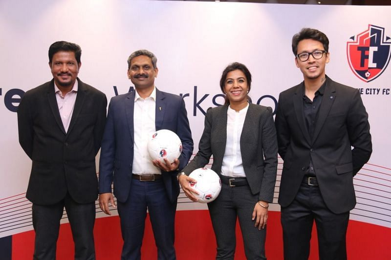 Thane City FC brings Best Of Football to Parents in a Workshop
